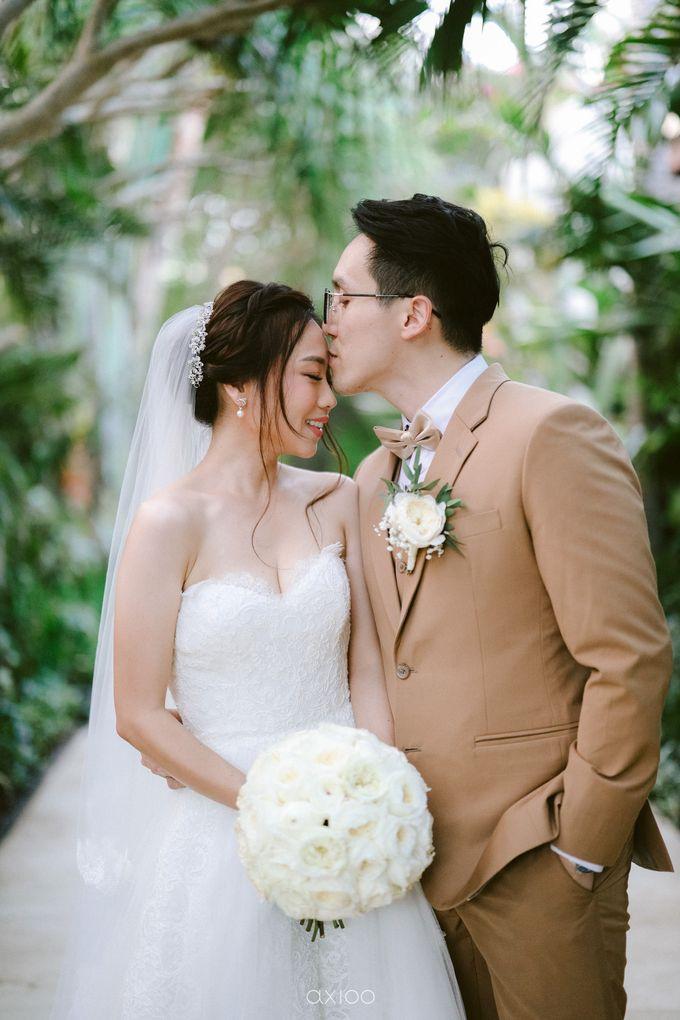 Wedding Karen & Ken by Bali Izatta Wedding Planner & Wedding Florist Decorator - 014