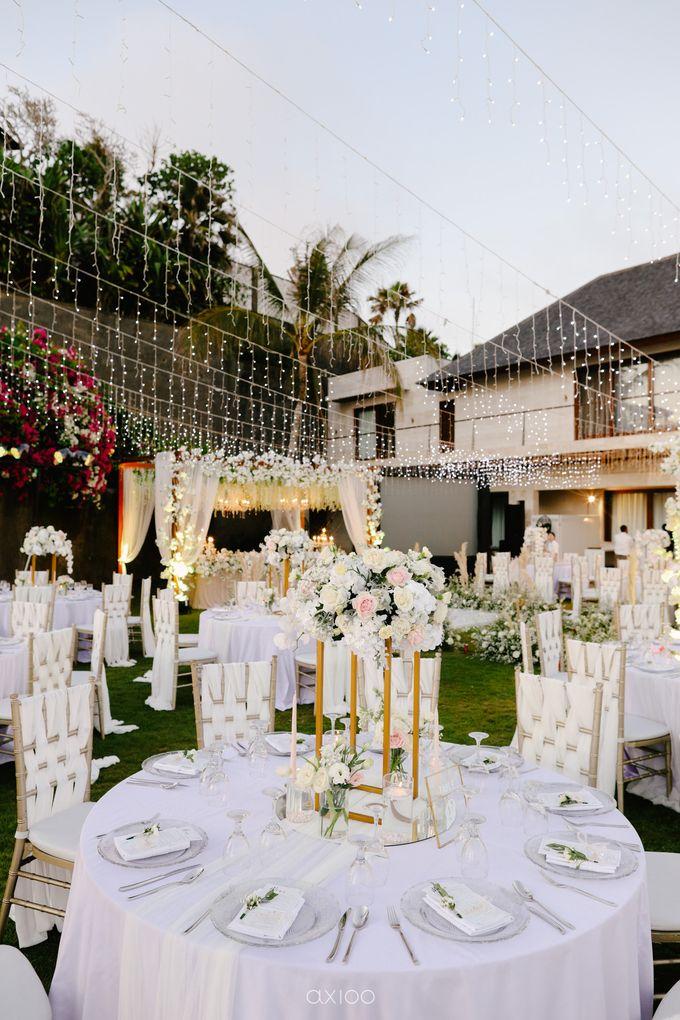 Wedding Karen & Ken by Bali Izatta Wedding Planner & Wedding Florist Decorator - 006