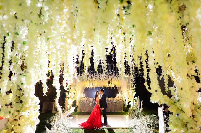 Wedding Karen & Ken by Bali Izatta Wedding Planner & Wedding Florist Decorator - 011