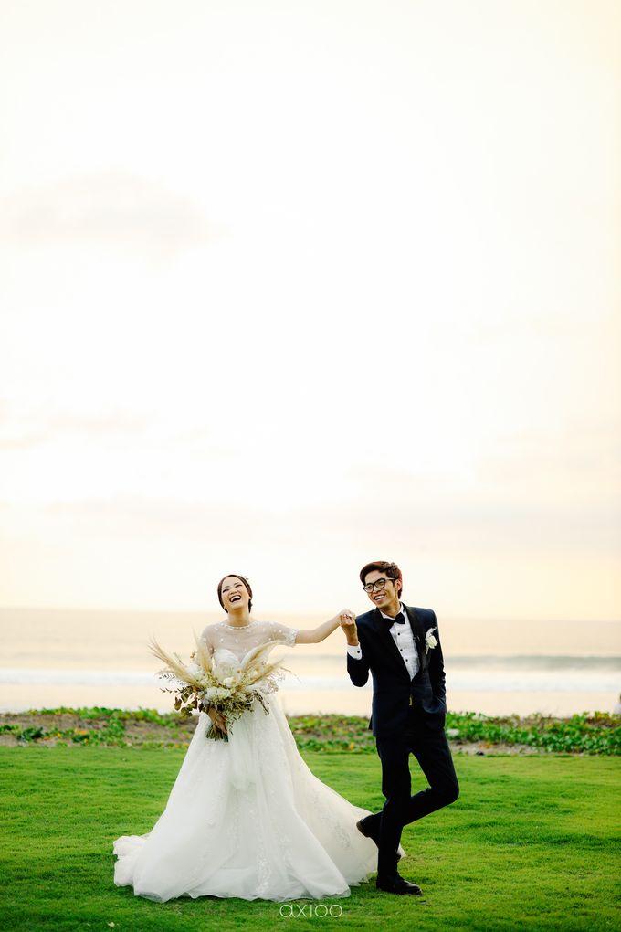 Playful Elegant Beach-front Wedding in Bali by Silverdust Decoration - 015