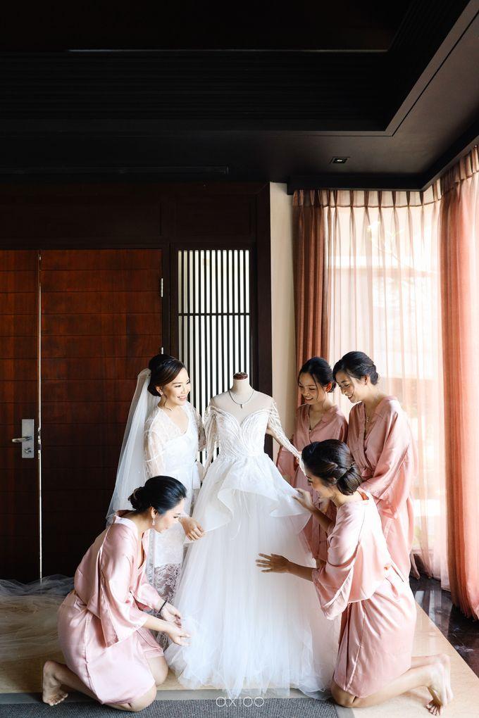 Jiyong & Stella by Bali Wedding Paradise - 004