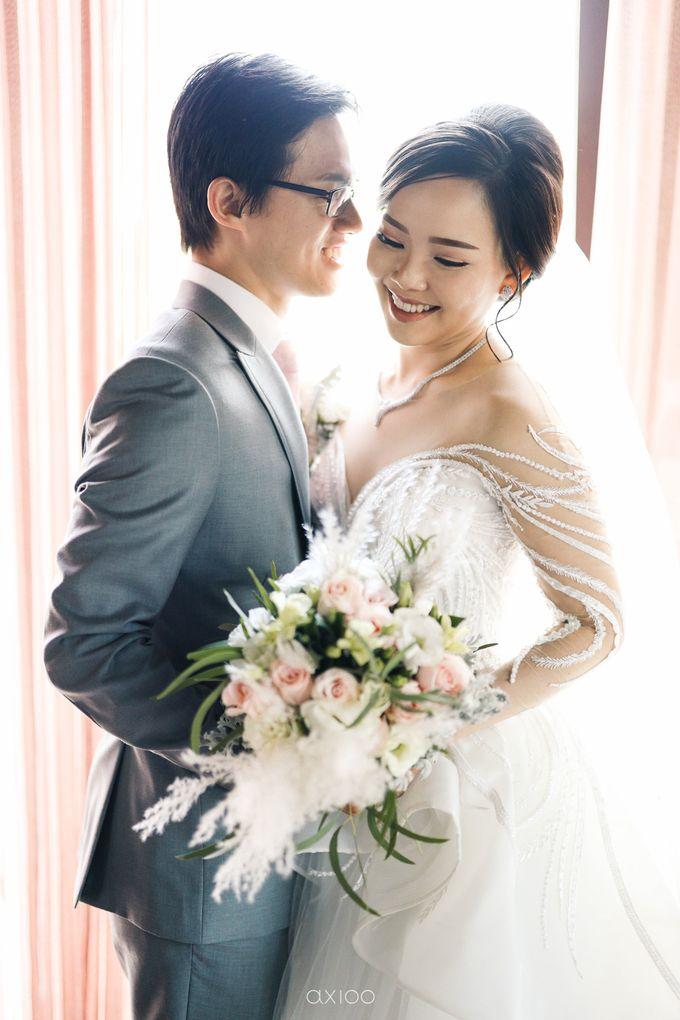 Jiyong & Stella by Bali Wedding Paradise - 002