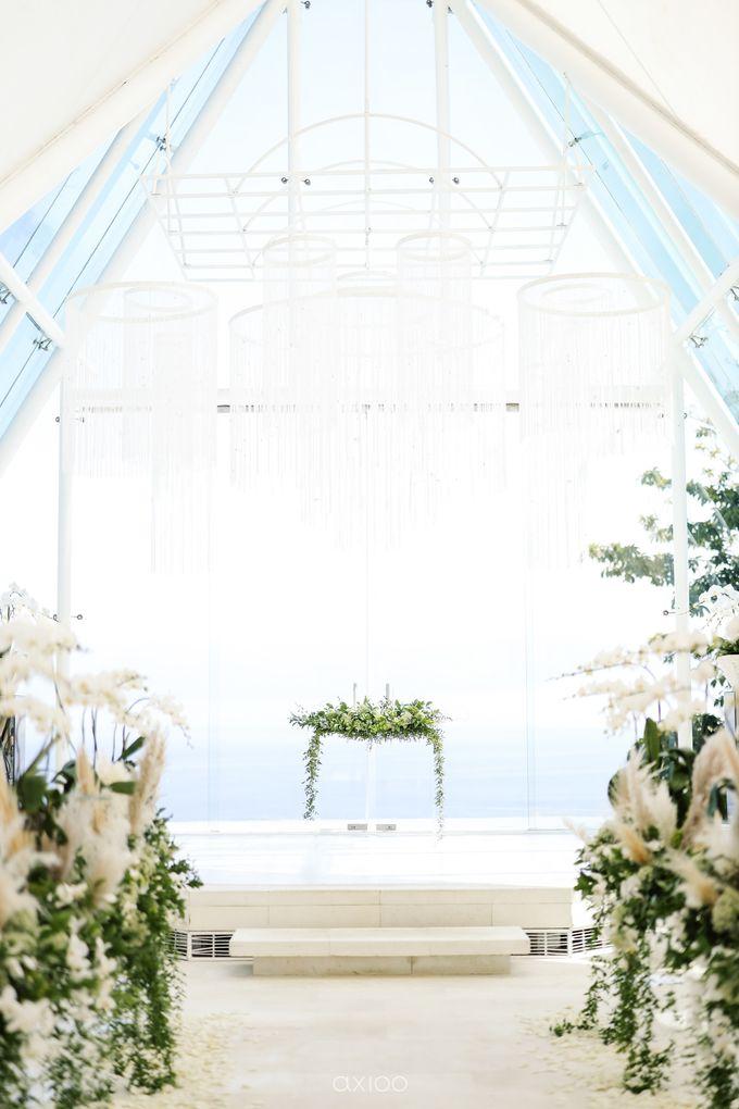 Jiyong & Stella by Bali Wedding Paradise - 012
