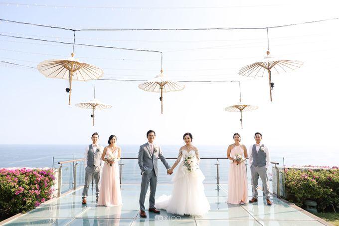 Jiyong & Stella by Bali Wedding Paradise - 015