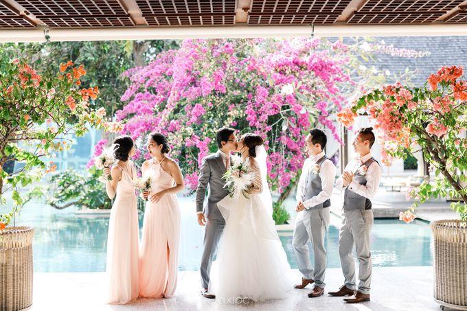 Jiyong & Stella by Bali Wedding Paradise - 016