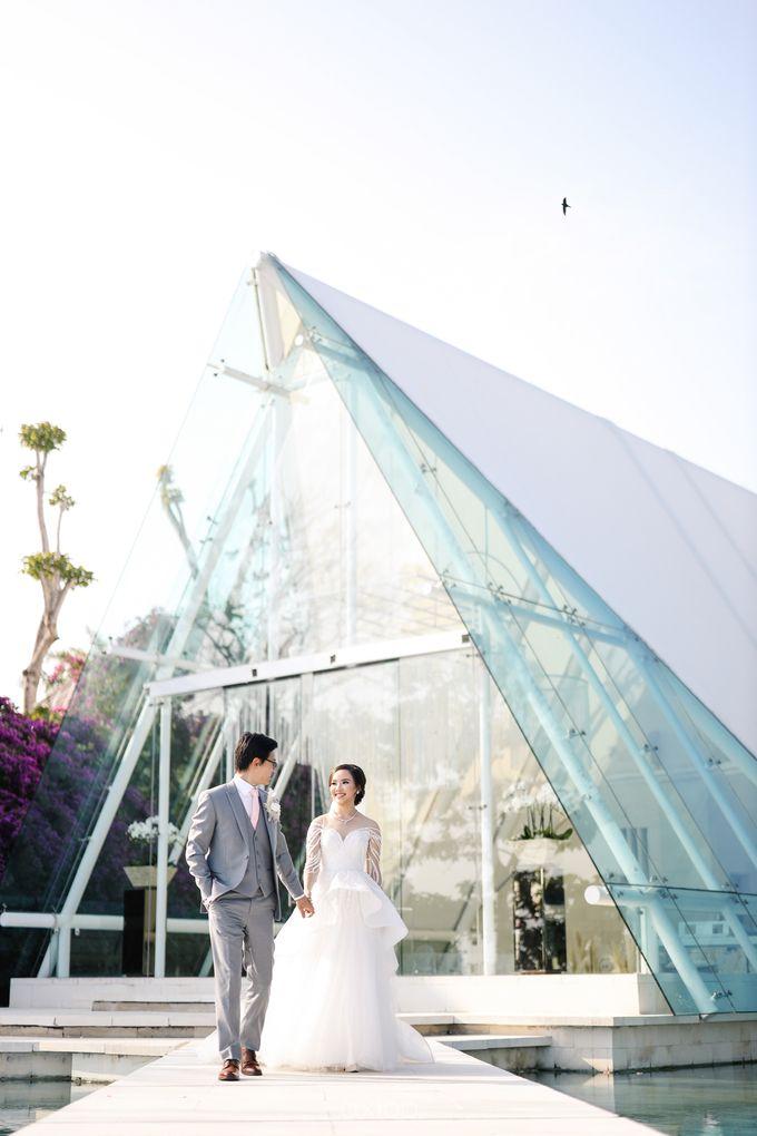 Jiyong & Stella by Bali Wedding Paradise - 001