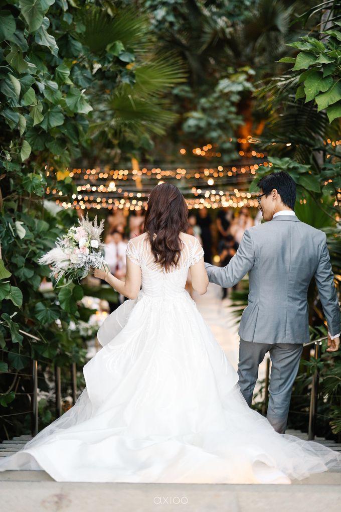 Jiyong & Stella by Bali Wedding Paradise - 022