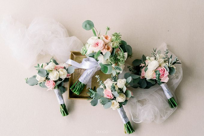 Julia & Liam Modern Sweet Wedding by Silverdust Decoration - 007
