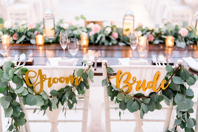 Julia & Liam Modern Sweet Wedding by Silverdust Decoration - 021