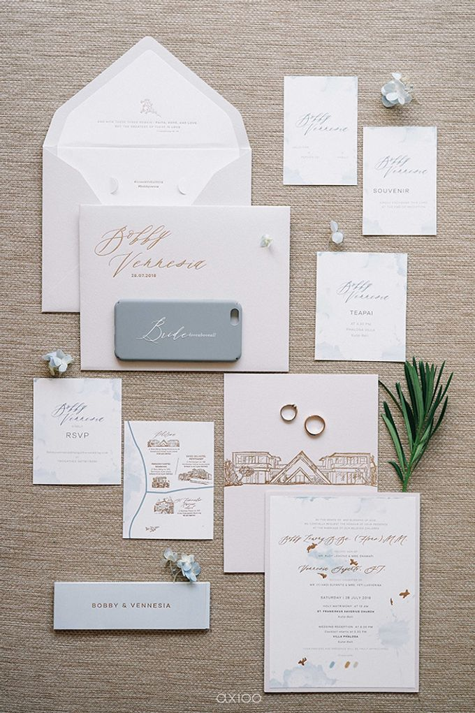Bobby & Vennesia by Twogather Wedding Planner - 004
