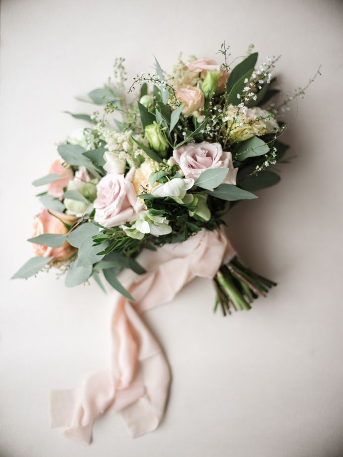The Wedding of Hughie & Evelyn by The Right Two - 005