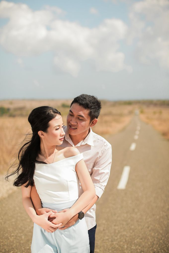 Prewedding of Yonathan & Stefanny by Brushedbyit - 006