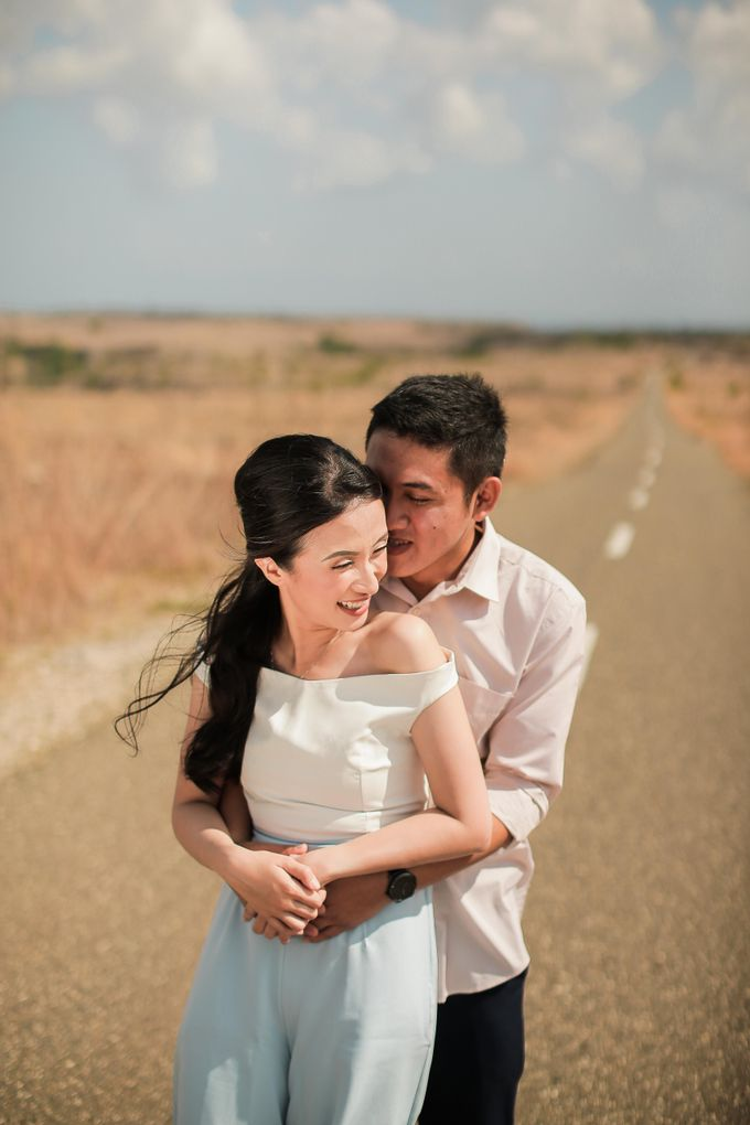 Prewedding of Yonathan & Stefanny by Brushedbyit - 007