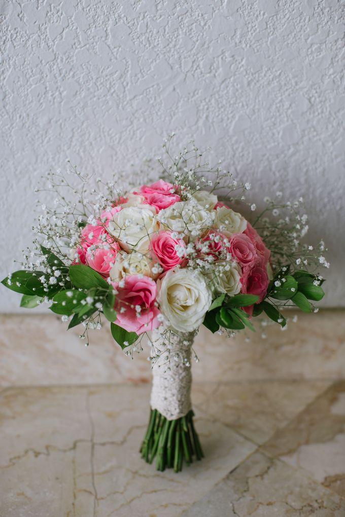 WEDDING OF ERINA AND RAHEEL MALIK by Courtyard by Marriott Bali Nusa Dua - 005