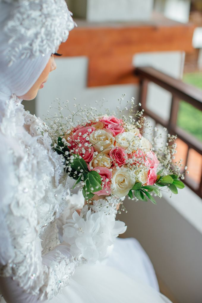 WEDDING OF ERINA AND RAHEEL MALIK by Courtyard by Marriott Bali Nusa Dua - 006