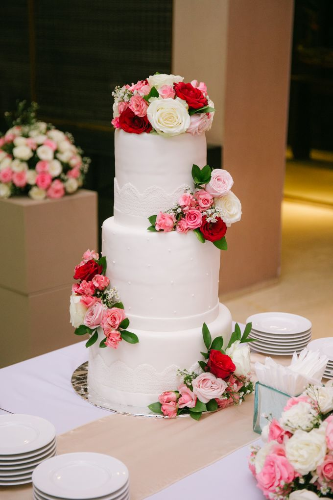 WEDDING OF ERINA AND RAHEEL MALIK by Courtyard by Marriott Bali Nusa Dua - 011