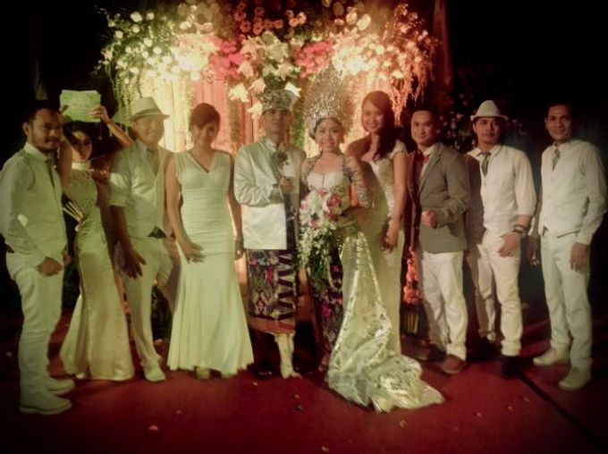 The Wedding of Adi and Ika by NEXTBEAT BAND BALI - 001