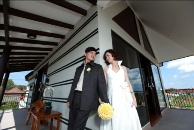 Honeymoon Villa by Flamingo Dewata Chapel and Villas - 007