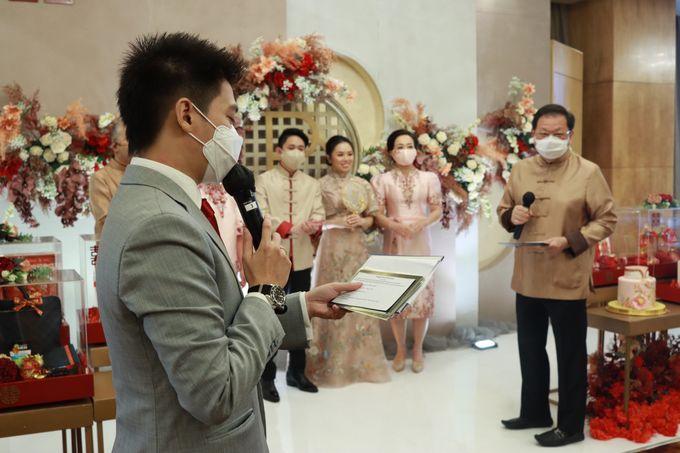 MC Sangjit Hotel Mulia Gerbera Room Jakarta - Anthony Stevven by Anthony Stevven - 009