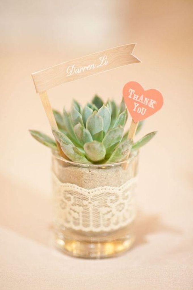 wedding favor souvenir by Gioflorist - 003