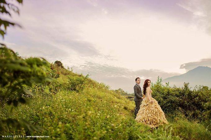 Wen Wen & Gisella Prewedding by Marble Pixel - 001