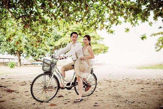Wen Wen & Gisella Prewedding by Marble Pixel - 003