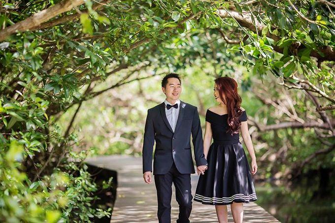 Wen Wen & Gisella Prewedding by Marble Pixel - 005