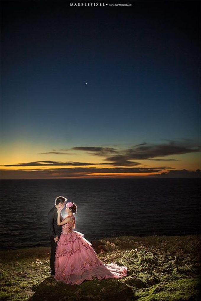 Wen Wen & Gisella Prewedding by Marble Pixel - 008