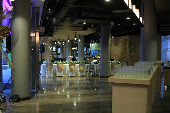 Entertainment Wedding Intimate Double Tree Jakarta - Double V entertainment by Anthony Stevven - 018