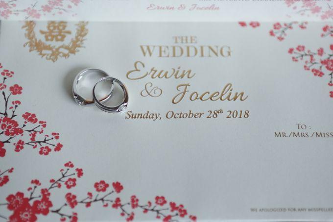 Erwin & Jocelin Wedding by DESPRO Organizer - 005