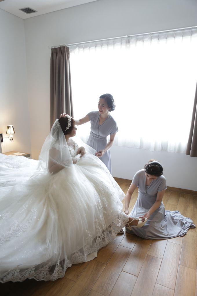 Erwin & Jocelin Wedding by DESPRO Organizer - 019