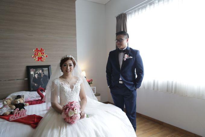 Erwin & Jocelin Wedding by DESPRO Organizer - 017