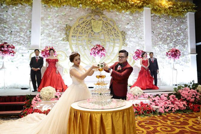 Erwin & Jocelin Wedding by DESPRO Organizer - 006