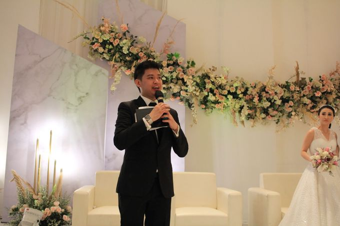 MC Wedding Ciputra Hotel Jakarta - Anthony Stevven by Anthony Stevven - 018