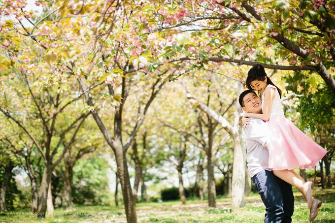 Selwyn Vitri | Japan Engagement Session by Carol by PYARA - 026