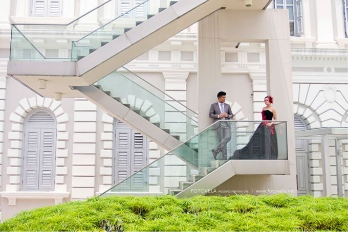 Febrian & Christy Singapore prewedding by fotovela wedding portraiture - 006