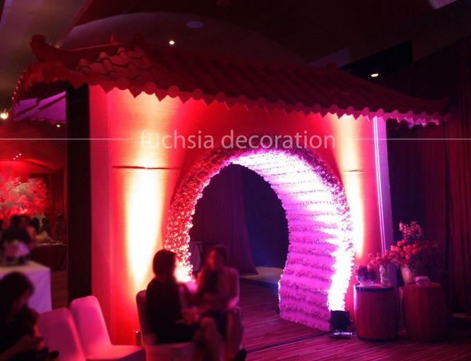 Oriental Wedding by Fuchsia Decoration - 002