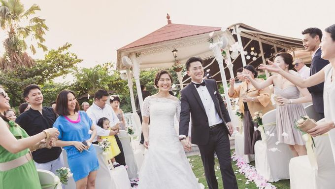 The Wedding of Lok Hin & Vernessa by Moments By Rendy - 017