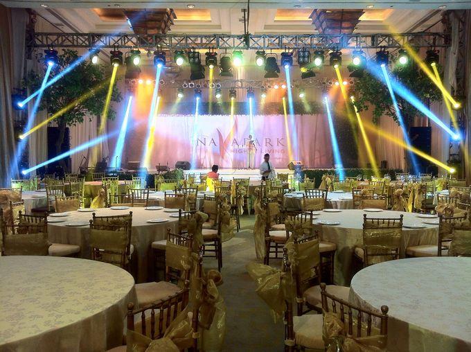Gala Dinner NAVAPARK BSD dan Hongkongland by PT. Bias Promosindo Jaya - 001
