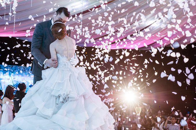 Wedding of Indrajaya & Maria by All Occasions Wedding Planner - 009