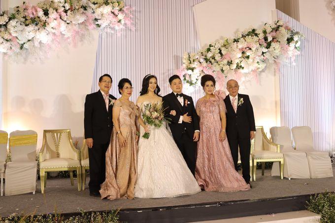 MC Wedding Double Tree Hotel Jakarta - Anthony Stevven by DONNY LIEM The Make Up Art - 008