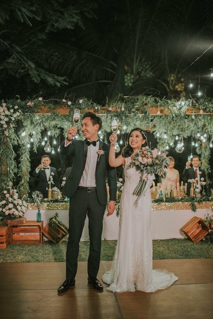 Wedding of Evelyn & Keith by Beyond Decor Company - 044