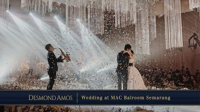 The Wedding of Yoel & Vero by Desmond Amos Entertainment - 001
