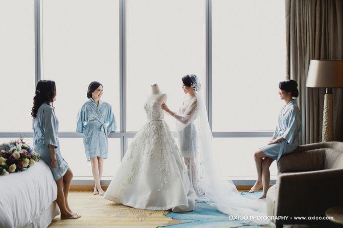 The Westin - Adrian & Yessica by Maestro Wedding Organizer - 004