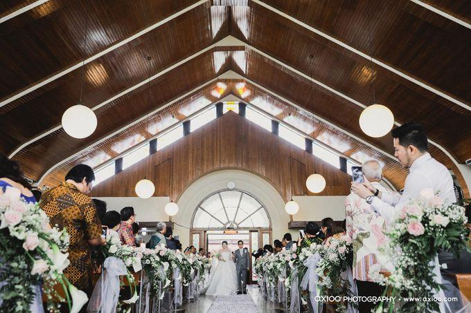 The Westin - Adrian & Yessica by Maestro Wedding Organizer - 005
