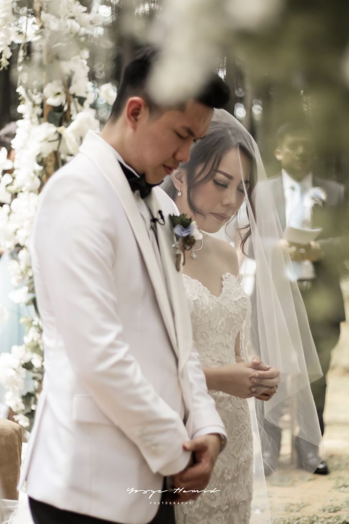 Wedding Day by Yosye Hamid Photography - 008