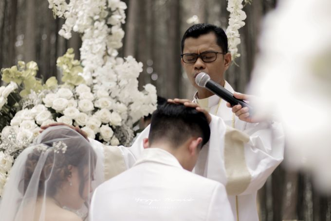 Wedding Day by Yosye Hamid Photography - 009
