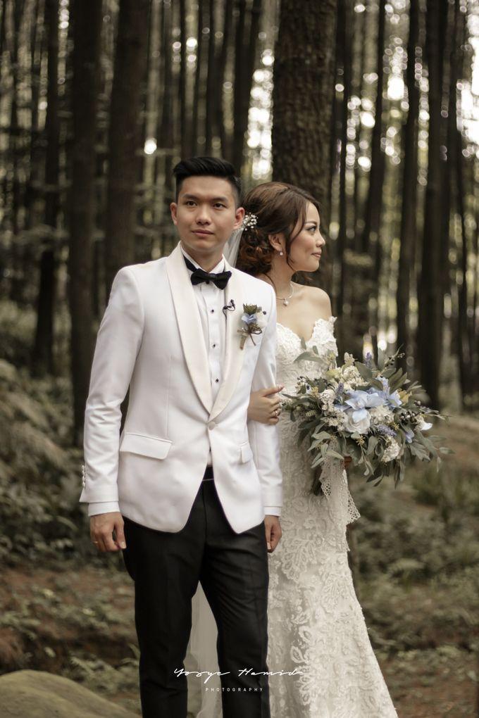 Wedding Day by Yosye Hamid Photography - 017