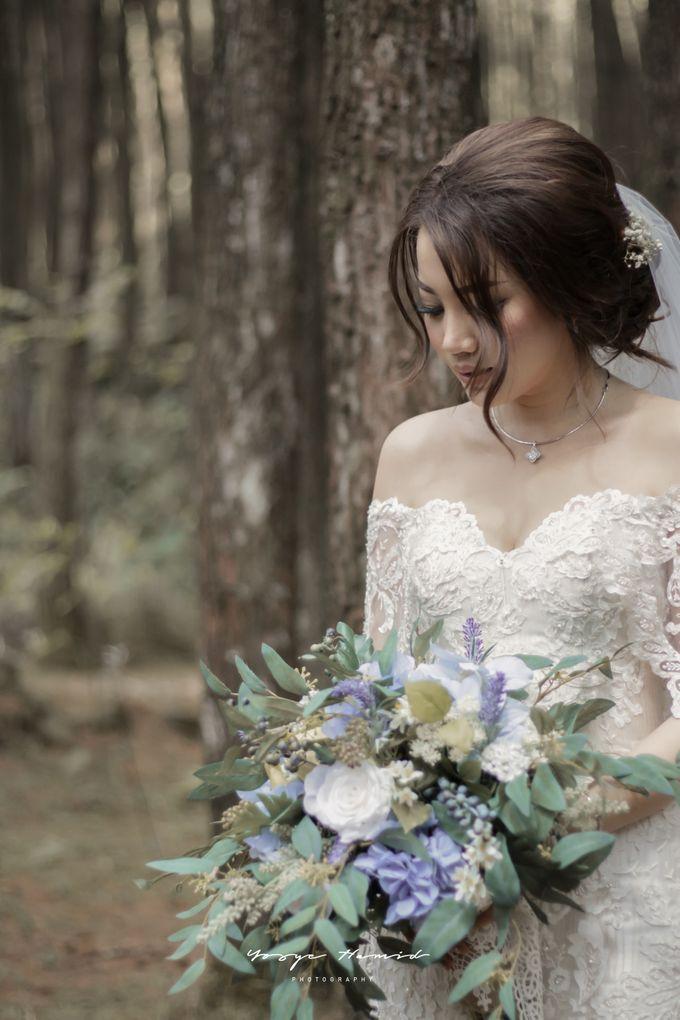 Wedding Day by Yosye Hamid Photography - 020