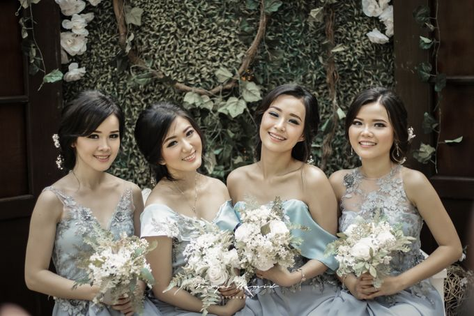 Wedding Day by Yosye Hamid Photography - 023